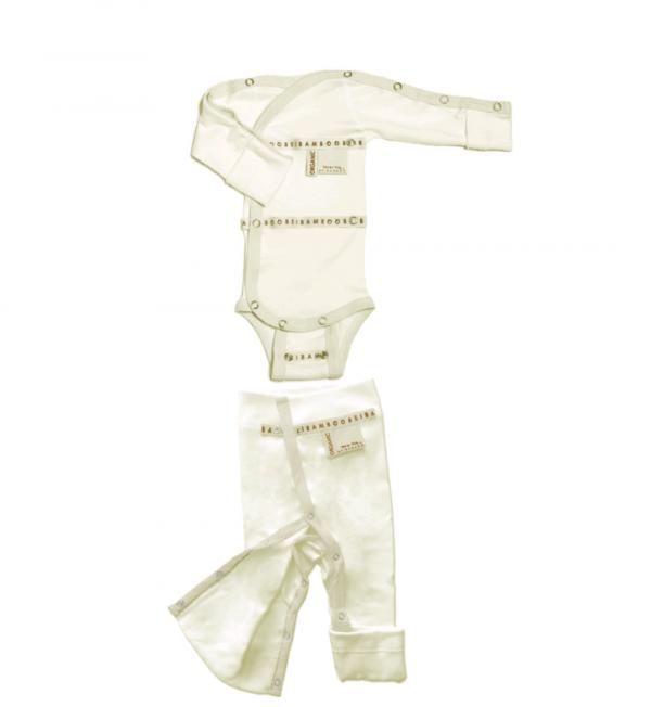 osustainable organic gift set mom baby newborn babyshower